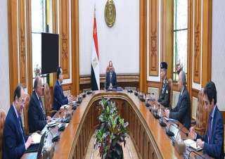 الرئاسة تعلن تفاصيل لقاء السيسي بمدبولي ووزراء الدفاع والخارجية والري ورئيس المخابرات
