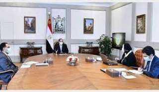 الرئيس السيسي يوجه بالتوسع فى إنشاء المجمعات الصناعية فى المناطق الجديدة