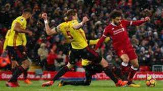 محمد صلاح يقود تشكيل ليفربول أمام واتفورد بالدوري الإنجليزي